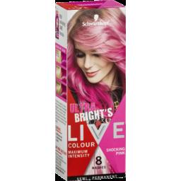 Photo of Schwarzkopf Live Colour Ultra Brights Shocking Pink