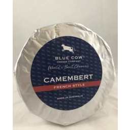 Photo of Blue Cow Camembert