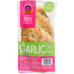 Photo of Mammas Traditional Garlic Bread 2 Pack