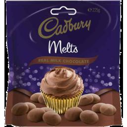 Photo of Cadbury Baking Milk Chocolate Melts 225gm