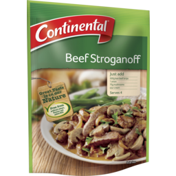 Photo of Continental Recipe Base Beef Stroganoff Recipe Base 40gm