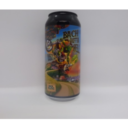 Photo of Bach Brewing Hazy Dble Ipa 440ml