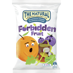 Photo of The Natural Confectionery Co Forbidden Fruit 240g