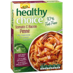 Photo of McCain Healthy Choice Tomato & Bacon Penne 300g