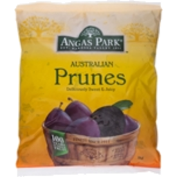 Photo of Angas Park Prunes Pitted 1kg