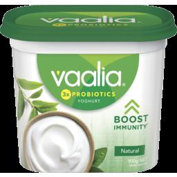 Photo of Vaalia Yoghurt Natural 900g