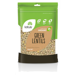 Photo of Lotus Lentils - Green (Dried)