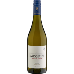Photo of Mission Estate Pinot Gris 750ml