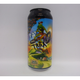 Photo of Bach Brewing Fat Trax Hazy Ipa 440ml