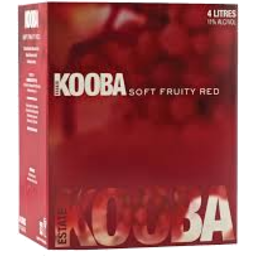 Photo of Kooba Soft Fruity Red