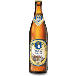 Photo of Hofbrau Original Lager 500ml