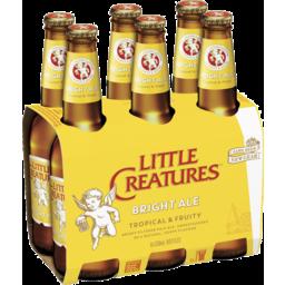 Photo of Little Creatures Bright Ale 6 X 330ml Bottle Wrap