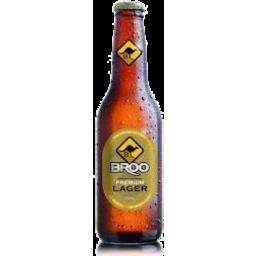 Photo of Broo Premium Lager Bottles