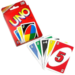 Photo of Uno Card Game Retro Black