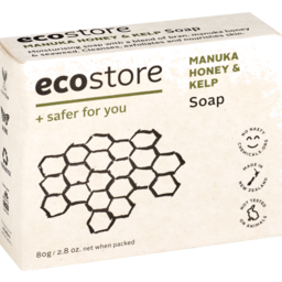 Photo of Ecostore Soap Bar Manuka Honey & Kelp 80g