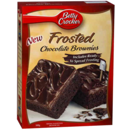 Photo of Betty Crocker Frosted Chocolate Brownies 500gm