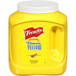 Photo of French's Mustard Jug