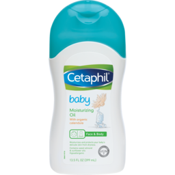 Photo of Cetaphil Baby Moist Oil