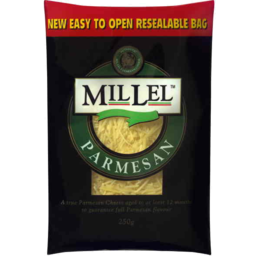 Photo of Millel Parmesan 250gm