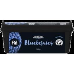 Photo of Ra Frozen Blueberries 500g