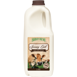 Photo of Harvey Fresh Milk Jersey Girl 2L