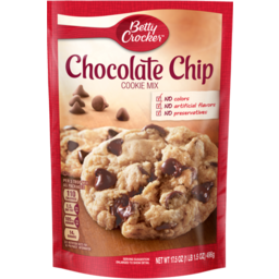 Photo of Betty Crocker Chocolate Chip Cookie Mix