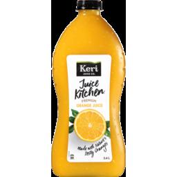 Photo of Keri Juice Kitchen Premium Orange Fruit Juice 2.4L Bottle