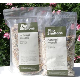 Photo of Flip Shelton - GF Natural Muesli