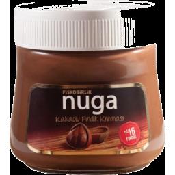 Photo of Fiskobirlik Nuga Chocolate Hazelnut Spread 350g