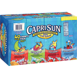 Photo of Capri Sun Fruit Punch