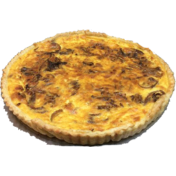 Photo of Caramelised Onion Quiche Large