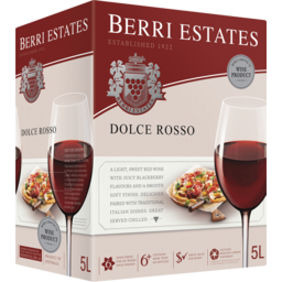 Photo of Berri Estates Dolce Rosso Cask