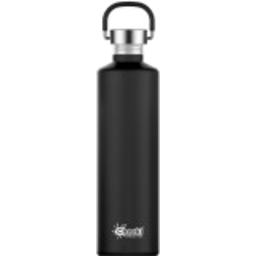 Photo of Cheeki Stainless Steel Bottle Matte Black 1l