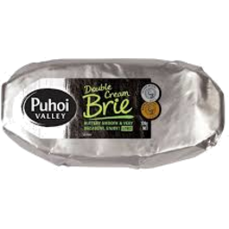 Photo of Puhoi Brie Double Cream 220g