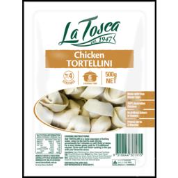 Photo of La Tosca Chicken Tortellini 500g