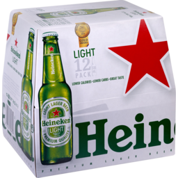 Photo of Heineken Light 330ml 12 Pack