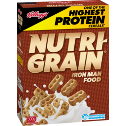 Photo of Kelloggs Nutri-Grain 500g
