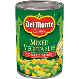 Photo of Del Monte Mix Vegetable No Sugar Added