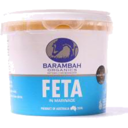 Photo of Barambah Feta Marinated 200g