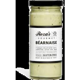 Photo of Rozas Bearnaise Sauce 240ml