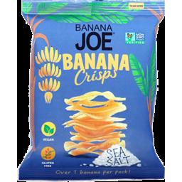 Photo of Banana Joe Chips - Banana - Sea Salt