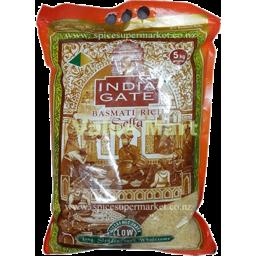 Photo of India Gate Sella Rice 5kg