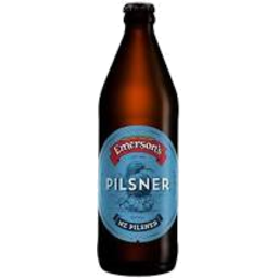 Photo of Emerson's Pilsner 500ml