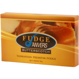 Photo of Anvers Fudge Butterscotch 85g