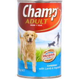 Photo of Champ Adult Dog Food Meat Lovers 1.15kg