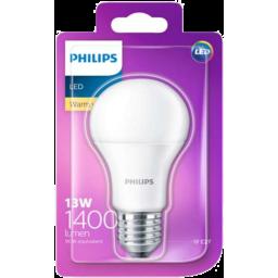 Photo of Philips Ledbulb 13-90w Es 3000k 230v A60 Es