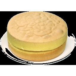 Photo of Sponge Double Round Plain