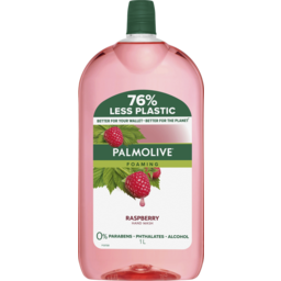Photo of Palmolive Foaming Hand Wash  Raspberry Refill 1L