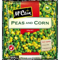 Photo of Mccain Peas & Corn 500gm