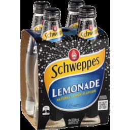 Photo of Schw Lemonade 300ml 4pk